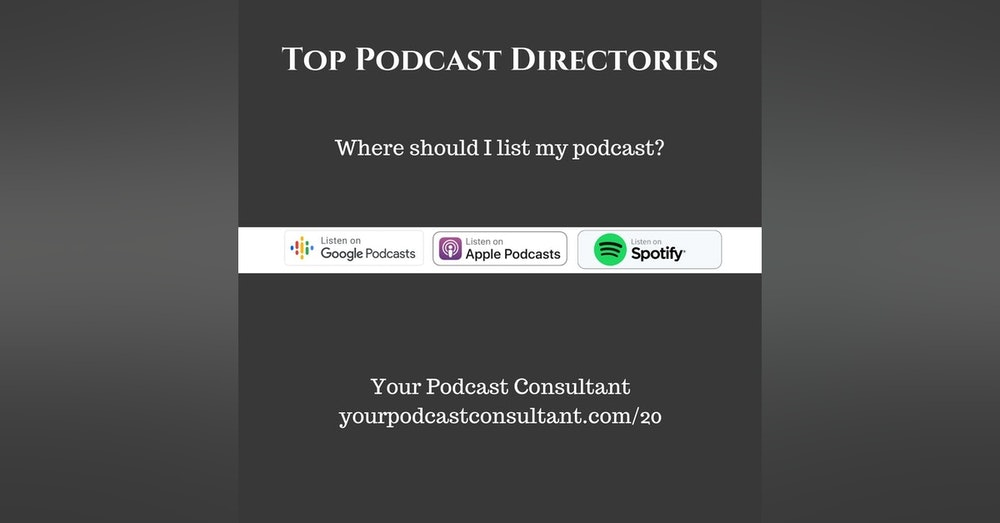 Top Podcast Directories