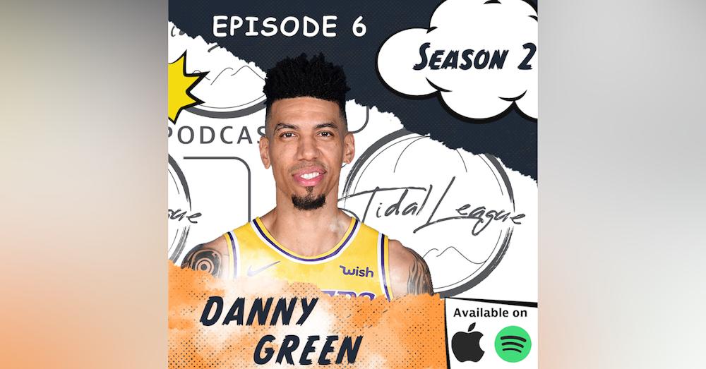 Danny Green | NBA Bubble in Orlando | Black Lives Matter | NBPA | Raptors/Lakers Final