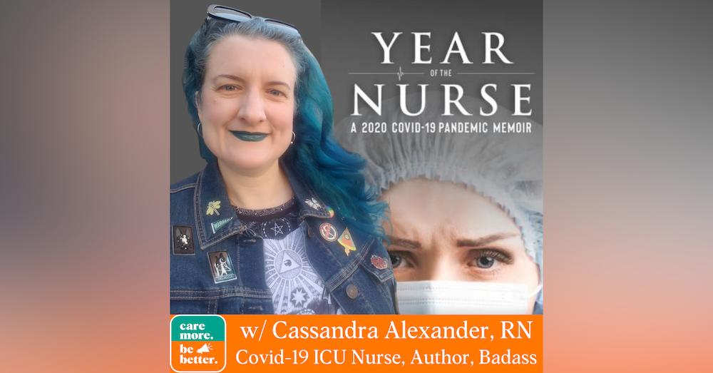 The Year Of The Nurse: A 2020 Covid-19 Pandemic Memoir