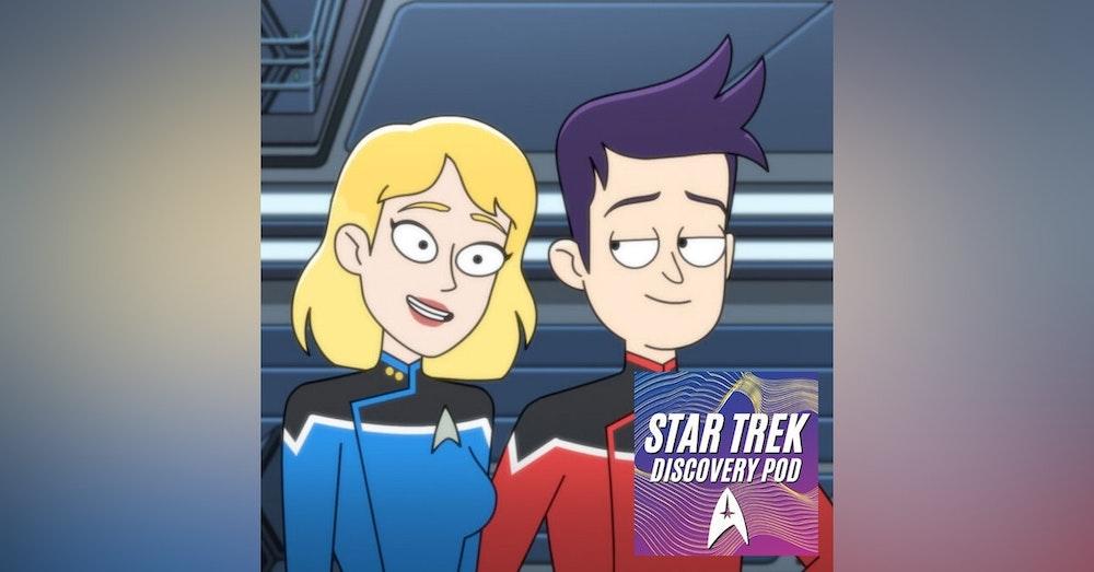 Star Trek Lower Decks Episode 5 'Cupid's Errant Arrow' Review
