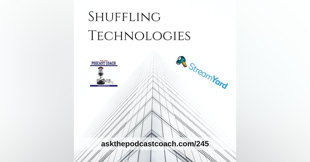 Hangouts - Streamyard - Chat Tools - Shuffling Technologies