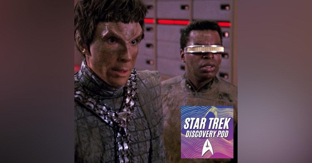 TNG's The Enemy | A Star Trek United Rewatch
