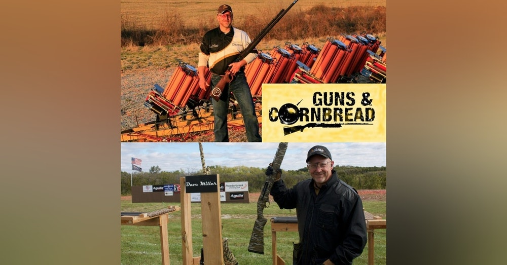 David Miller, CZ-USA Shotguns, and Friends I have met on the Trail