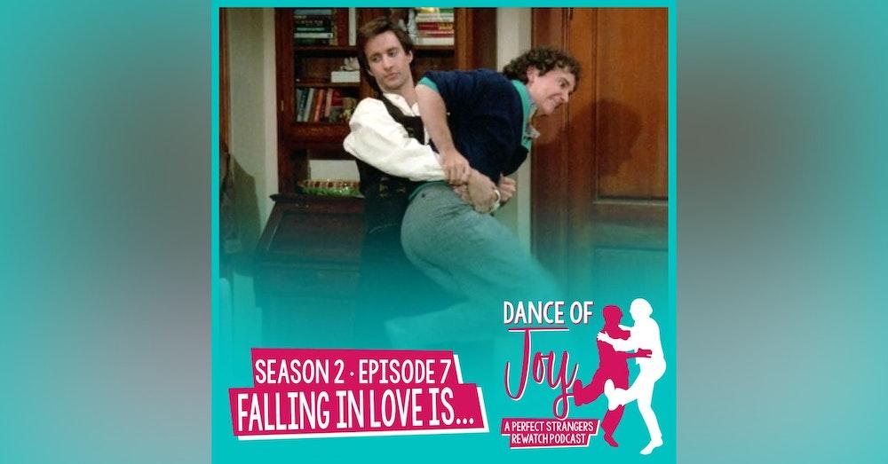 Falling In Love Is... - Perfect Strangers Season 2 Episode 7