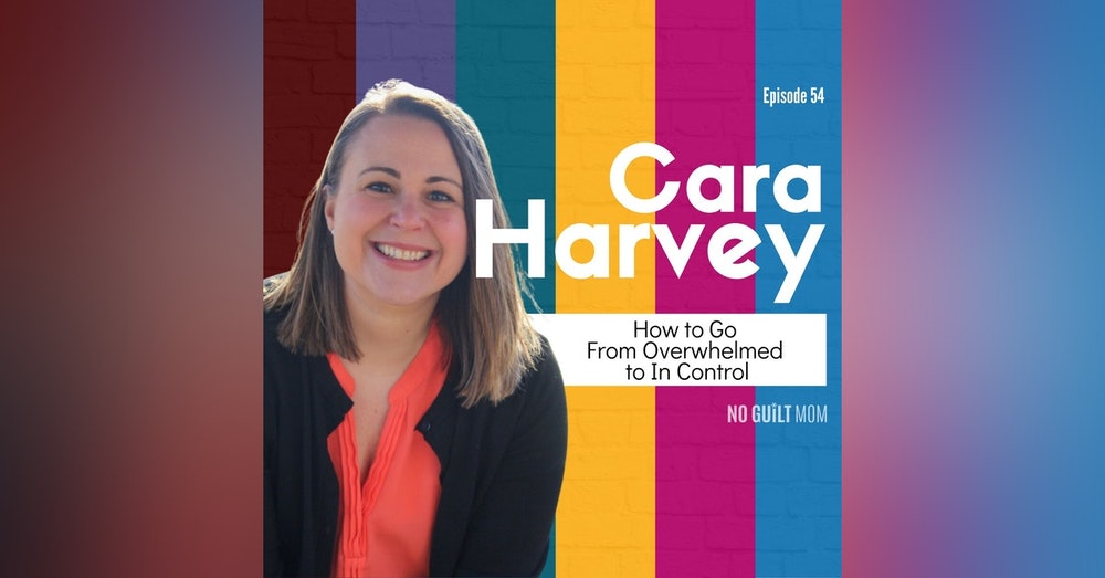 054 How to Go From Overwhelmed to In Control with Cara Harvey