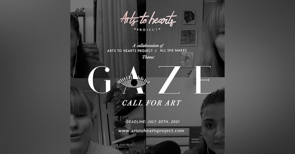 Gaze: Call For Women Artists | Artist Opportunities | Online Art Exhibit & Magazine Feature