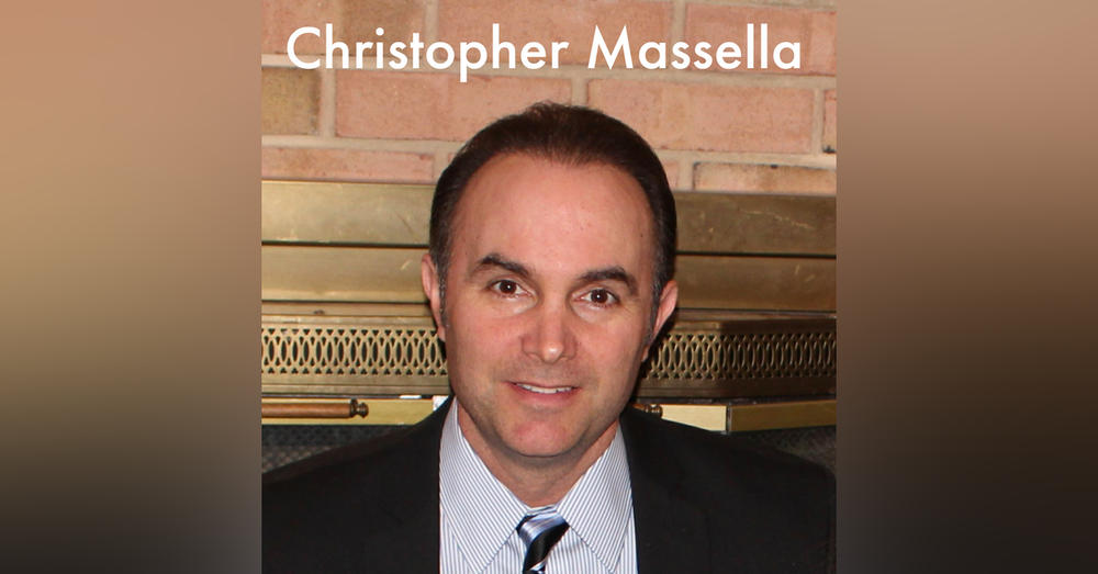 I Was A Word Changer:  The Journey Of Christopher Massella