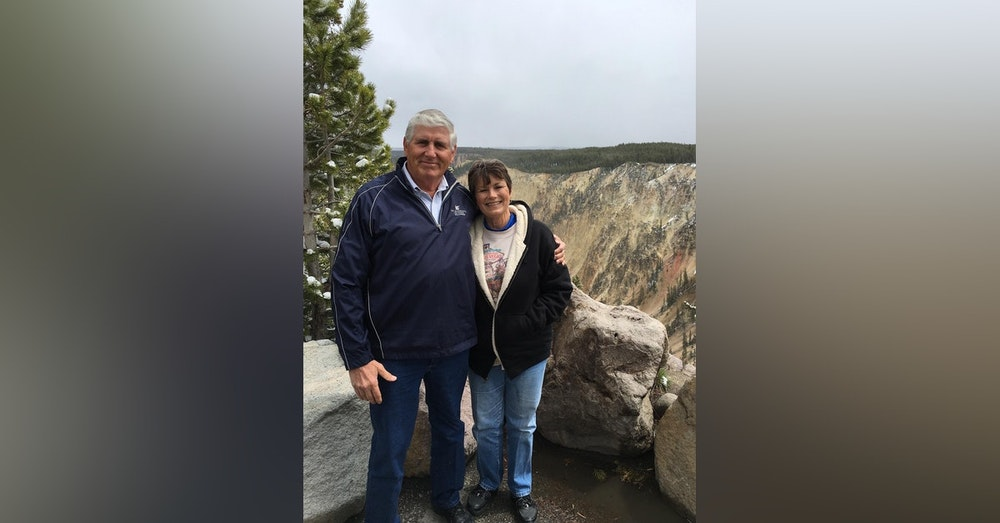 Around the Campfire with Larry and Glenda Teaff - part 2