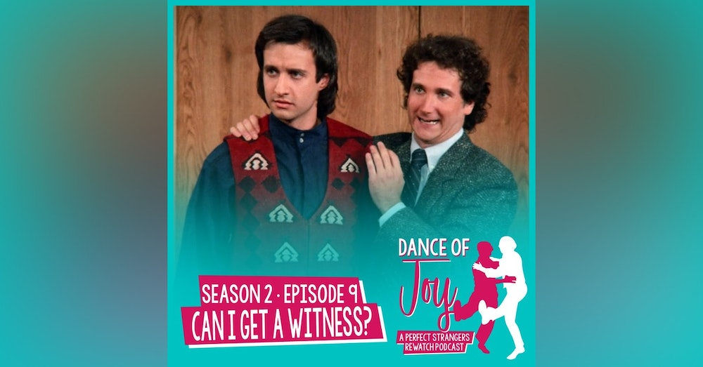 Can I Get A Witness? - Perfect Strangers Season 2 Episode 9
