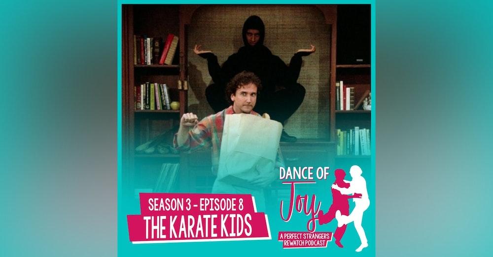 The Karate Kids - Perfect Strangers Season 3 Episode 8
