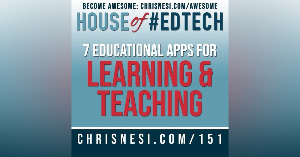 7 Educational Apps for Learning and Teaching - HoET151