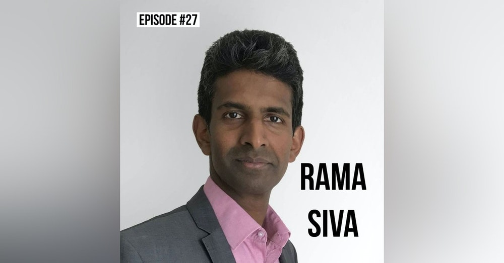 "Rama Siva - Author and Believer In ""The Key Is Self-Confidence"""