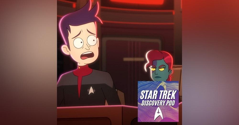 Star Trek Lower Decks Season 2, Prodigy Preview