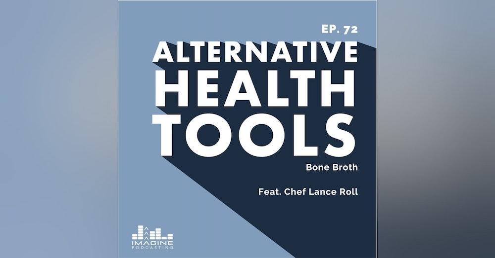 072 Chef Lance Roll: Bone Broth