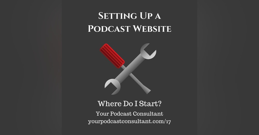 What Pages Do You Need On Your Podcast Website?