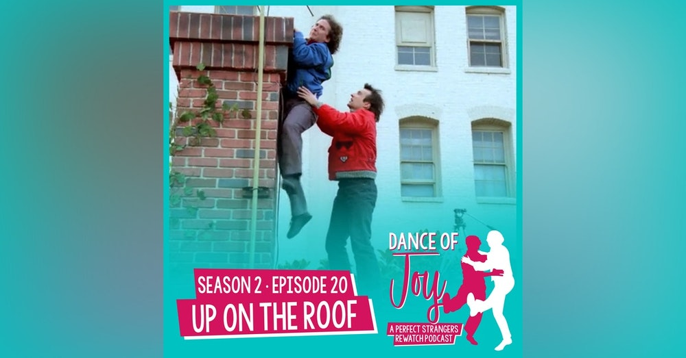 Up On The Roof - Perfect Strangers Season 2 Episode 20