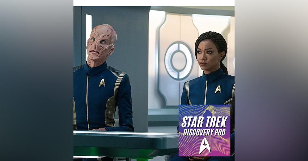 Star Trek Discovery Season 3 Episode 5 'Die Trying' Review