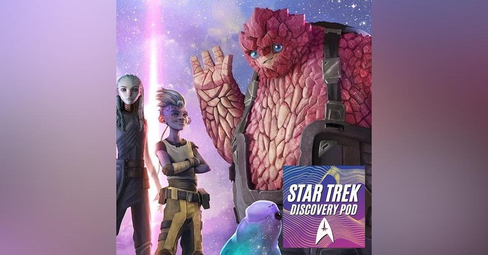 Building The Star Trek Universe in 2021, Loose Hang!