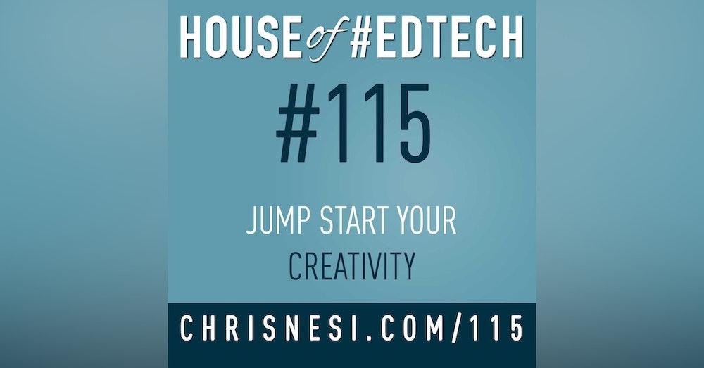 Jump Start Your Creativity - HoET115
