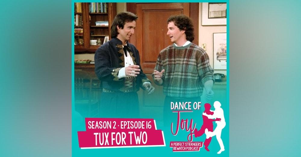 Tux For Two - Perfect Strangers Season 2 Episode 16