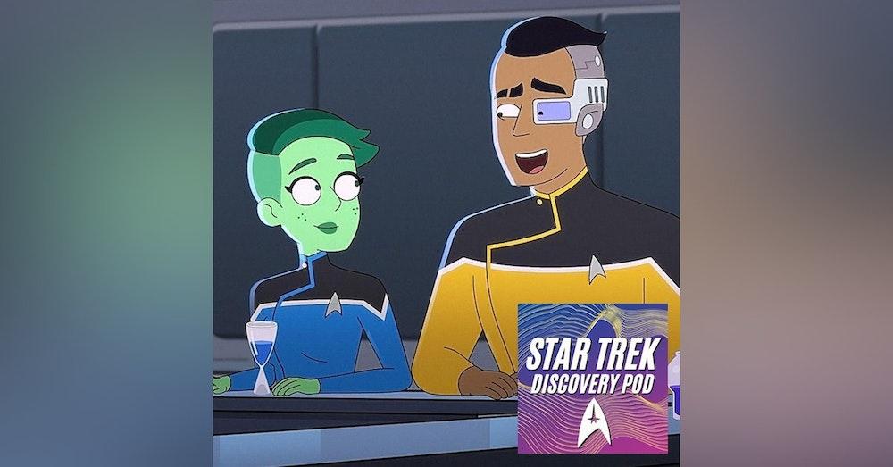 Star Trek: Lower Decks Episode 2 'Envoys' Review