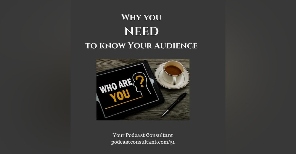 Why You NEED to Know Your Audience