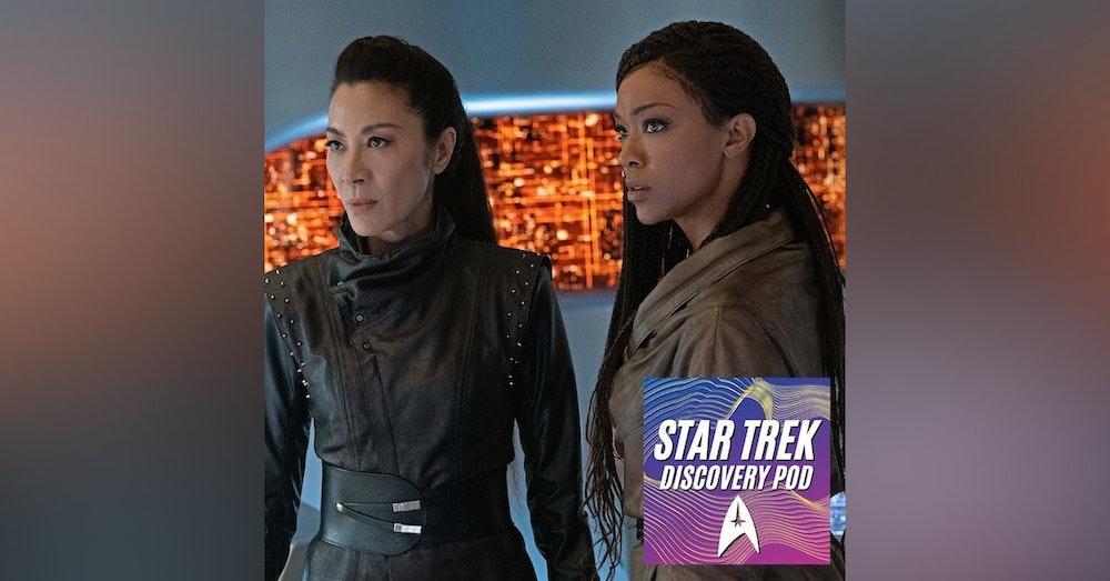 Star Trek Discovery Season 3 Review, Season 4 Theories Loose Hang!