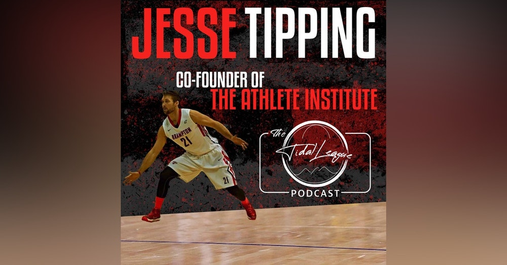Jesse Tipping talks Canadian Basketball, the Athlete Institute and Orangeville Prep, plus Schitt's Creek