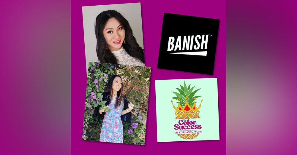 Daisy Jing: Acne, Mental Health, and Finding a Skincare Solution by Building a Multi-million Dollar Business, Banish