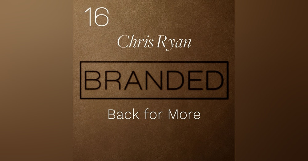 016 Back For More with Chris Ryan