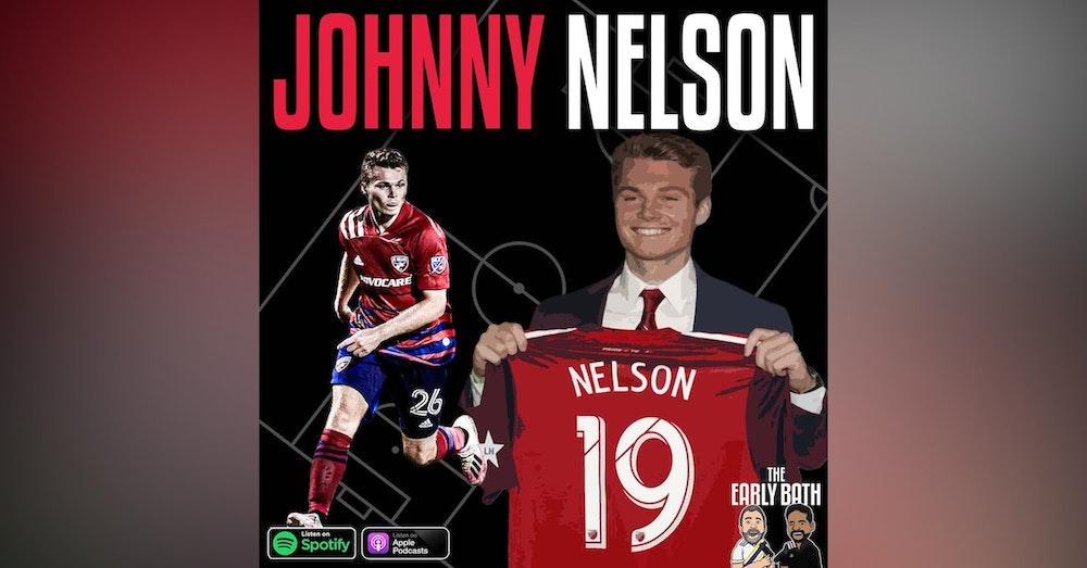 Johnny Nelson FC Dallas defender