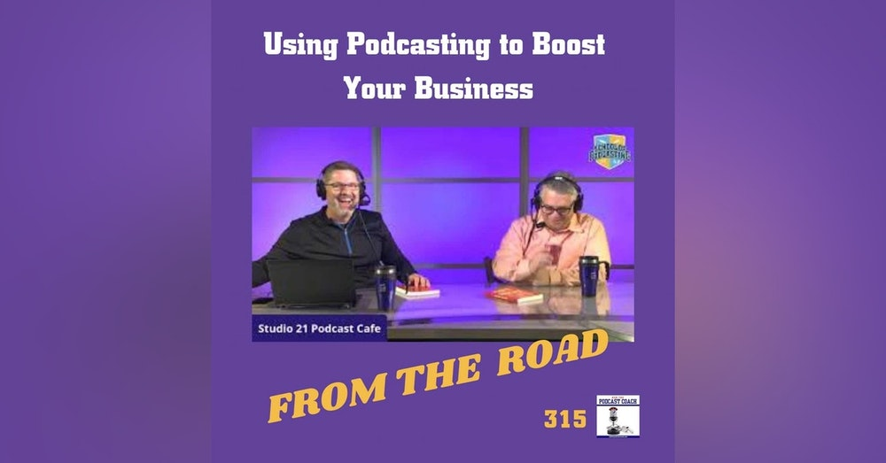 Using Podcasting To Boost Your Business