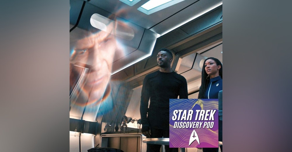 Star Trek Discovery Season 3 Episode 7 'Unification III' Review