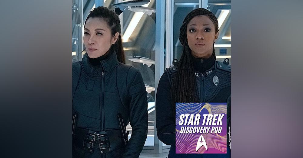 Star Trek Discovery Season 3 Episode 9 'Terra Firma, Part 1' Review