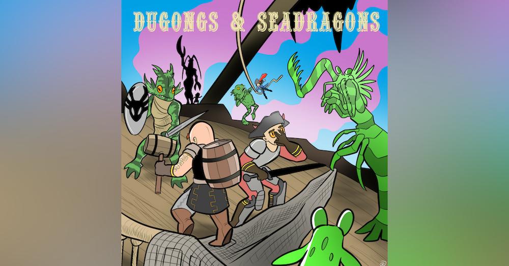 Dugongs and Rum Flagons – Season 2 Opener – Getting to know Lucien Darke