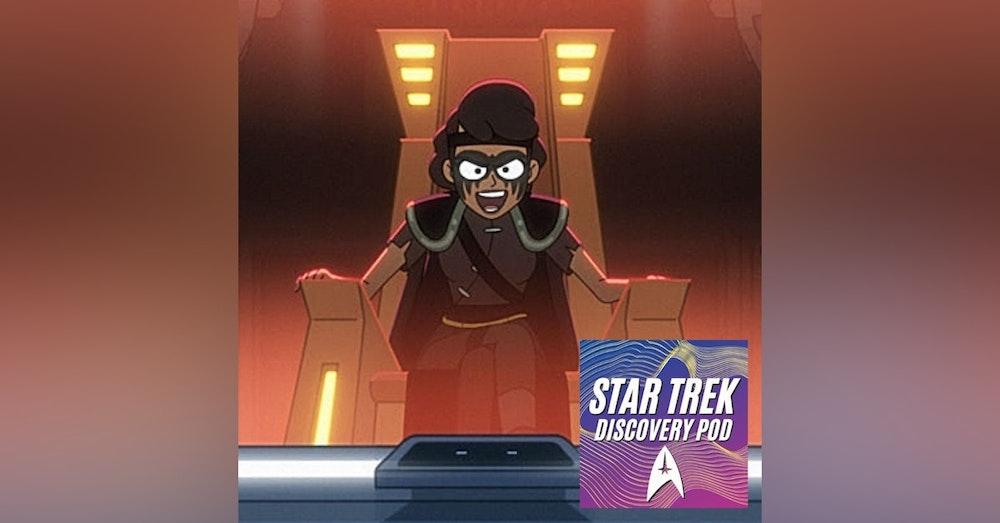Star Trek Lower Decks Episode 9 'Crisis Point' Review