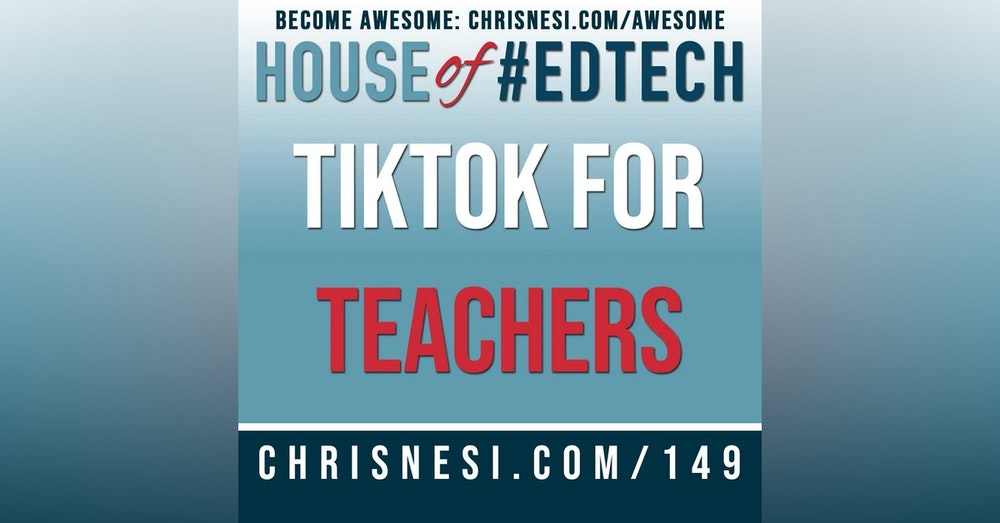 TikTok in Education for Educators - HoET149