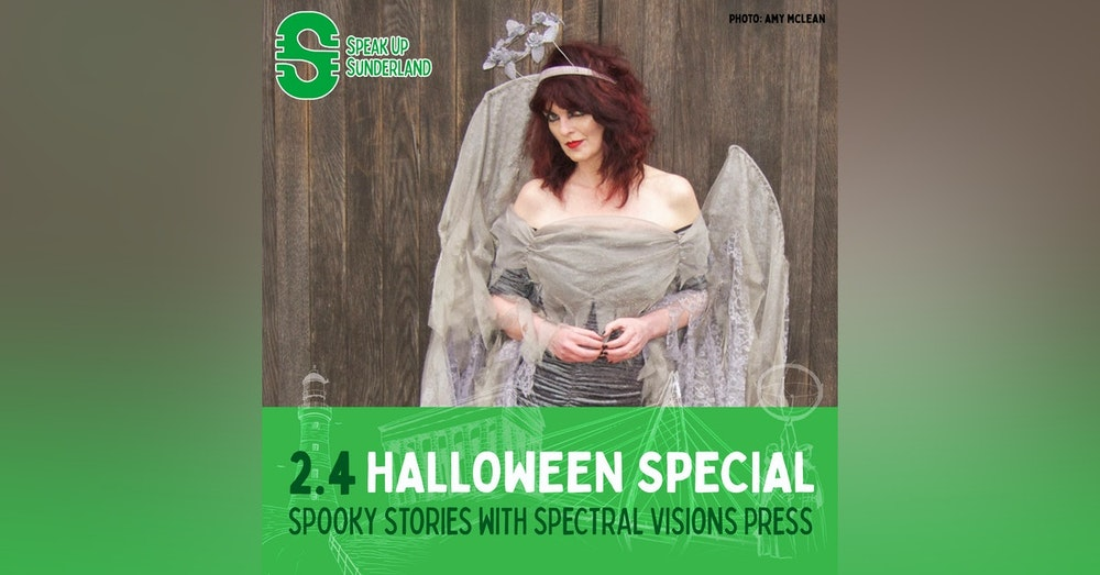Spooky Stories with Spectral Visions Press