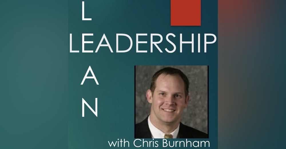 Episode 016: Bill Peterson : Lean Applied to Business Processes