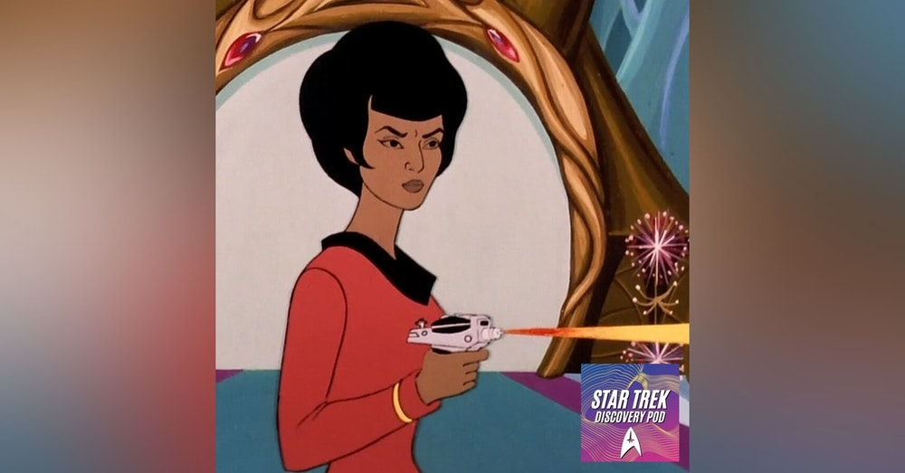 Patreon Preview | Badass Women of Trek: The Lorelei Signal