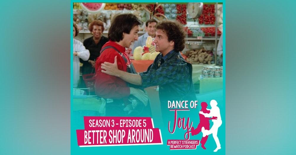 Better Shop Around - Perfect Strangers Season 3 Episode 5