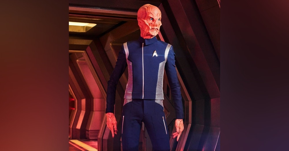 Breaking Down Saru's Character Arc on Star Trek: Discovery