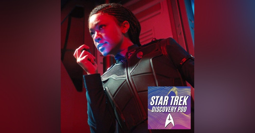 Star Trek Discovery Season 3 Episode 12 'There Is A Tide' Review