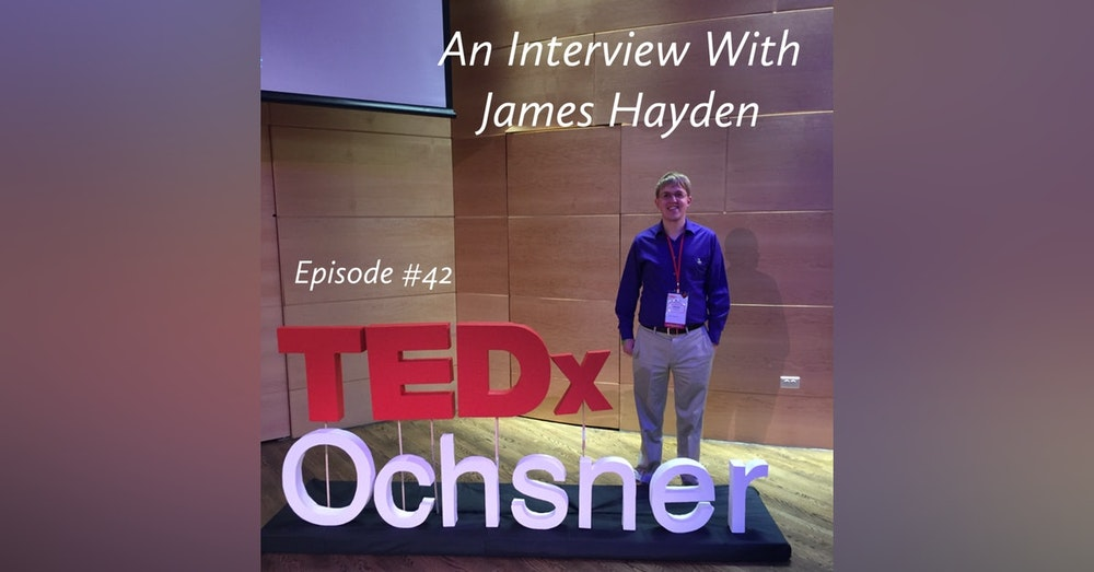 James Hayden - Tedx Speaker & Author