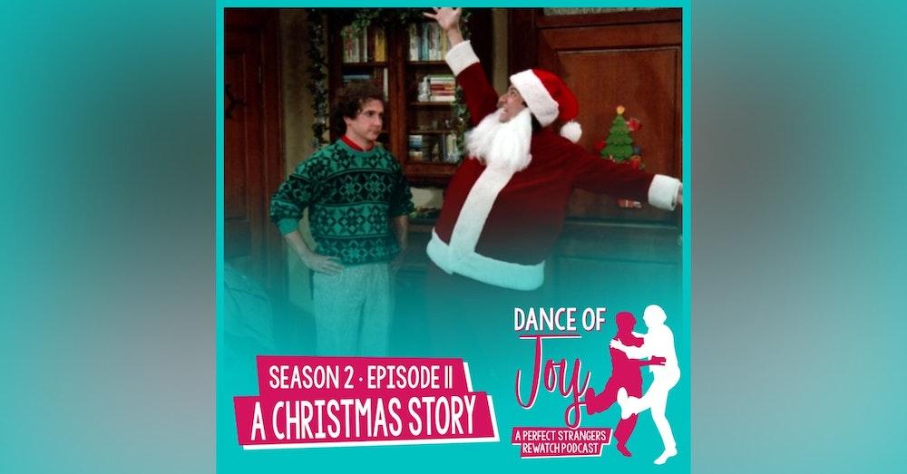 A Christmas Story - Perfect Strangers Season 2 Episode 11