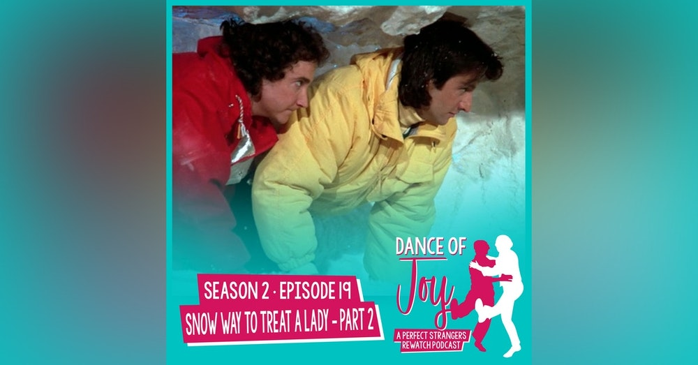 Snow Way To Treat A Lady, Part 2 - Perfect Strangers Season 2 Episode 19