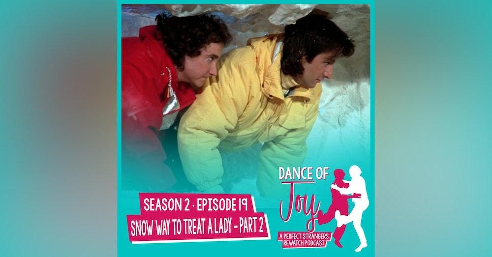 Snow Way To Treat A Lady, Part 2 - Perfect Strangers Season 2 Episode 19