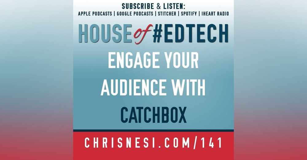 Engage Your Audience with Catchbox - HoET141