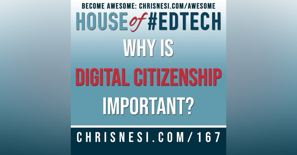 Why is Digital Citizenship Important? - HoET167