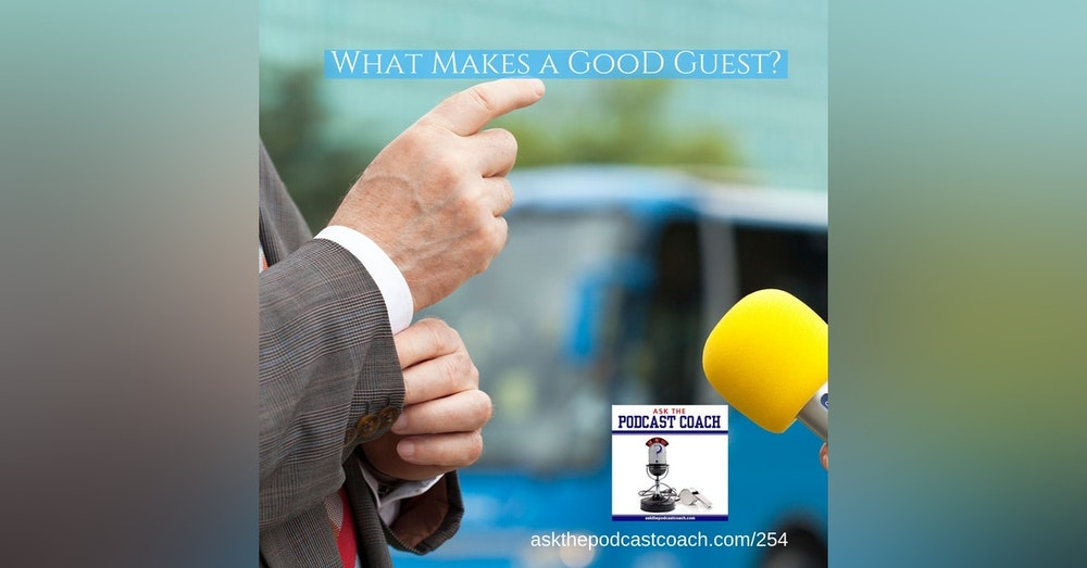 What Makes a Good Guest?